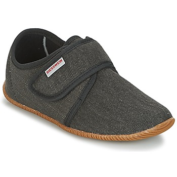 Chaussures Enfant Chaussons Giesswein SENSCHEID Gris