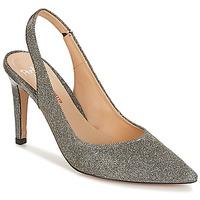 Chaussures Femme Sandales et Nu-pieds Perlato POLADINN Argent