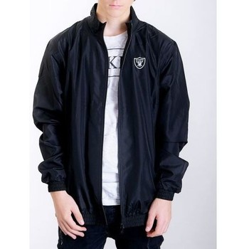 Vêtements Homme Vestes / Blazers New Era Veste Zippeé New Era Oakland Raiders NFL Track Jacket Noir Noir