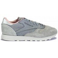 Chaussures Femme Baskets basses Reebok Sport Classic Leather Golden Neutrals gris - baskets femme Gris