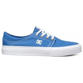 Chaussures Homme Baskets basses DC Shoes TRASE TX BLUE WHITE bleu