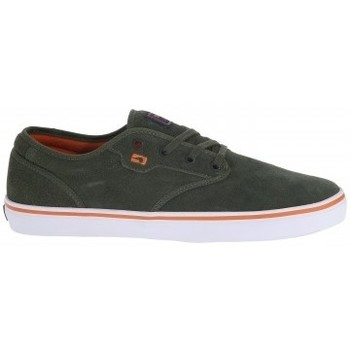 Chaussures Homme Baskets basses Globe MOTLEY OLIVE RUST vert