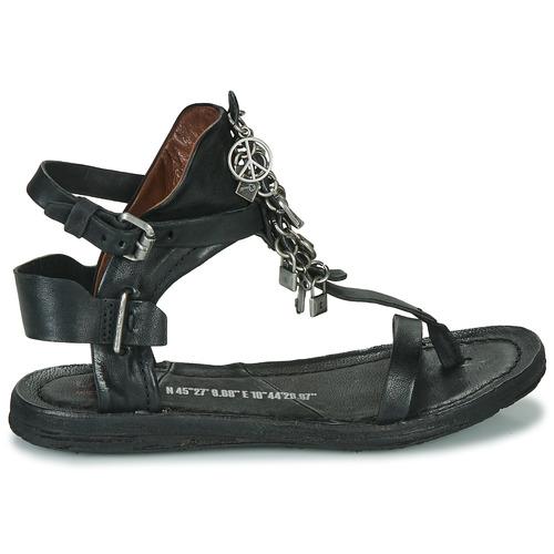 98 Femme Sandales Nu Ramos Et AirstepA pieds s Noir pUqSzVGM