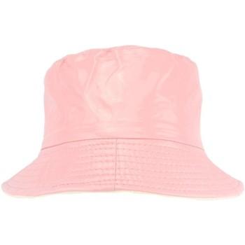 Accessoires textile Femme Chapeaux Nyls Création Chapeau pluie Rose Bonbon Maud Rose