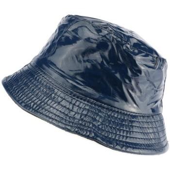 Accessoires textile Femme Chapeaux Nyls Création Chapeau pluie bleu Maud Bleu