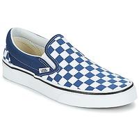 Chaussures Slip ons Vans Slip-On (Checkerboard) estate blue/true white