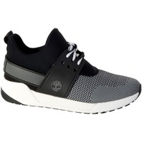 Chaussures Femme Baskets basses Timberland Chaussure  Kiri UP Knit Oxford Black Noir
