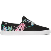 Chaussures Femme Baskets basses Etnies CORBY WOS BLACK PINK WHITE