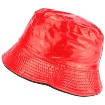 Accessoires textile Femme Chapeaux Nyls Création Chapeau pluie Corail Rose