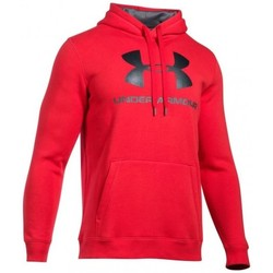 Vêtements Homme Sweats Under Armour Sweat à capuche  Rival Fitted Graphic Hoody rouge pour homme rouge
