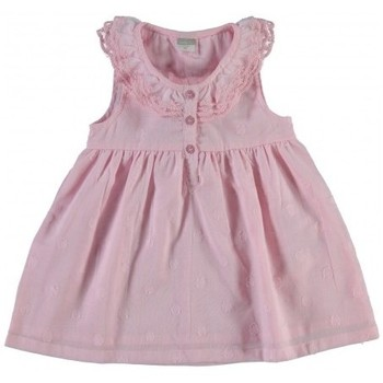Vêtements Fille Robes courtes Name It Kids ROBE HANNELISE ROSE BALLERINA
