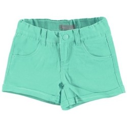 Vêtements Fille Shorts / Bermudas Name It Kids Short  Badda Lucine Green