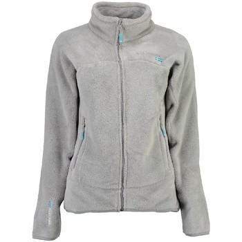 Vêtements Fille Polaires Geographical Norway Polaire Fille Unicorne Gris