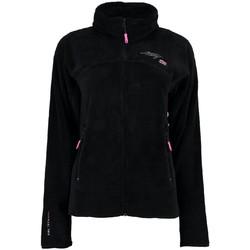 Vêtements Fille Polaires Geographical Norway Polaire Fille Unicorne Noir