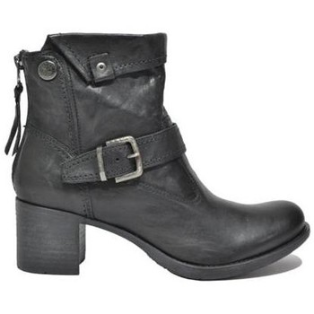 Chaussures Femme Bottines Nero Giardini BOTTINES Noir