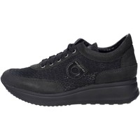 Chaussures Femme Baskets basses Agile By Ruco Line Agile By Rucoline  1304(G) Petite Sneakers Femme Noir Noir