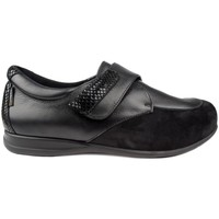 Chaussures Femme Ville basse Calzamedi CHAUSSURES  BRILLANTES W BLACK