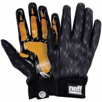 Accessoires textile Gants Neff Gants de pipe  BEAR PAW black grey orange snow gloves ta Noir