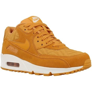 Chaussures Femme Baskets basses Nike Wmns Air Max 90 Prem Miel