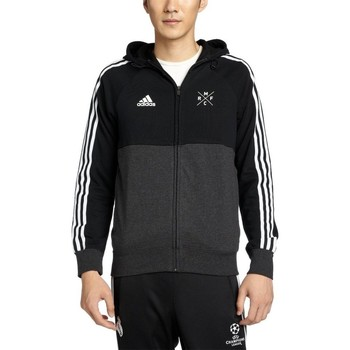 Vêtements Homme Sweats adidas Originals Real Madryt Climalite Gris-Noir