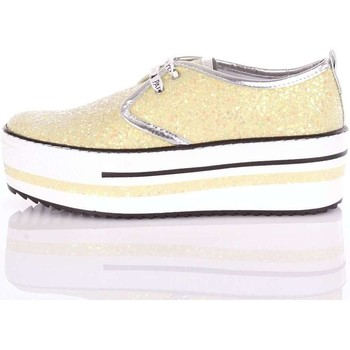 Chaussures Femme Baskets basses Patrizia Pepe 2V5803AN84 Sneakers Femme jaune jaune