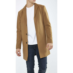 Vêtements Femme Manteaux Selected Manteau Banquier  Shdbrooken Coat Camel Homme Camel