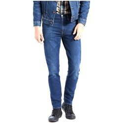 Vêtements Homme Jeans droit Levi's PANTALON  512 SLIM TAPER FIT GLASTO Bleu