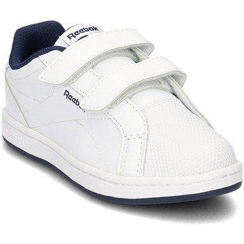 Chaussures Enfant Baskets basses Reebok Sport Classic Royal Blanc