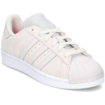 Chaussures Femme Baskets basses adidas Originals Originals Superstar Beige