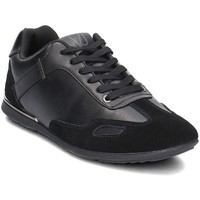Chaussures Homme Baskets basses Versace Jeans Tommy Noir