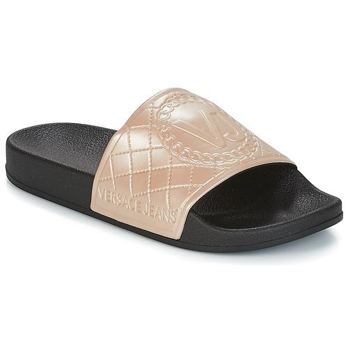 versace jeans e0vrbsh1 dor chaussures claquettes femme 49 99. Black Bedroom Furniture Sets. Home Design Ideas