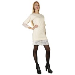 Vêtements Femme Robes courtes Silvian Heach - pga16177ve 4