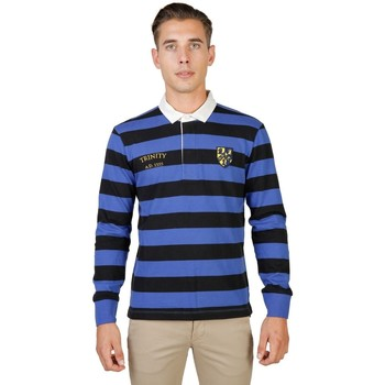 Vêtements Homme Polos manches longues Oxford University - trinity-rugby-ml 38
