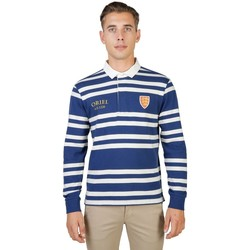 Vêtements Homme Polos manches longues Oxford University - oriel-rugby-ml 19