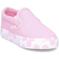 Chaussures Enfant Slips on Vans Classic Slipon Rose