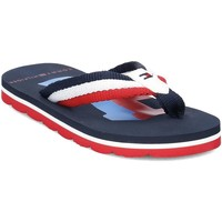 Chaussures Enfant Tongs Tommy Hilfiger Marlin 10D Bleu marine