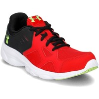 Chaussures Enfant Baskets basses Under Armour Bgs Pace RN Rouge