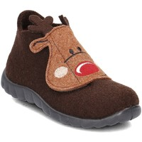 Chaussures Enfant Chaussons Superfit Happy Marron