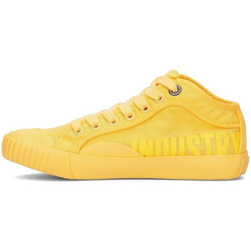 Chaussures Enfant Baskets basses Pepe jeans Industry Routes Gir Jaune