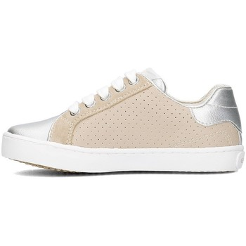 Chaussures Enfant Baskets basses Geox Junior Kiwi Beige