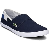 Chaussures Homme Baskets basses Lacoste Marice Bleu marine