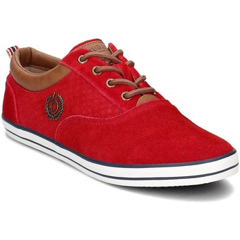 Chaussures Homme Baskets basses Bugatti F48133300 Rouge