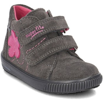 Chaussures Enfant Baskets montantes Superfit Moppy Gris