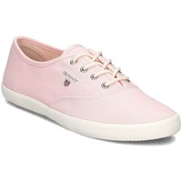 Chaussures Femme Baskets basses Gant New Haven Rose