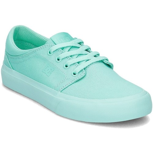 timeless design 67f6f cd5ac Chaussures DC Shoes Trase bleues Casual garçon uo0W6w0e