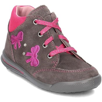 Chaussures Enfant Baskets montantes Superfit Avrile Mini Gris