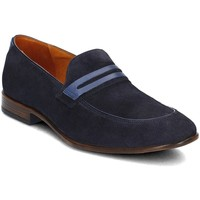 Chaussures Homme Mocassins Gino Rossi Chiasso Bleu marine