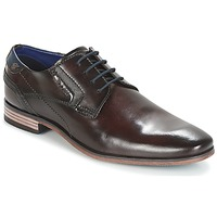 Chaussures Homme Derbies Bugatti Refito Marron