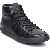 Chaussures Homme Baskets montantes Geox Smart Noir