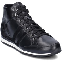 Chaussures Homme Baskets montantes Gino Rossi Torino Noir